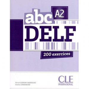 کتاب ABC DELF A2