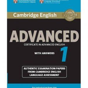 کتاب Advanced 1