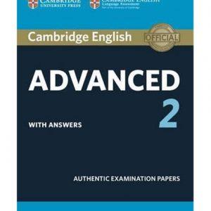کتاب Advanced 2