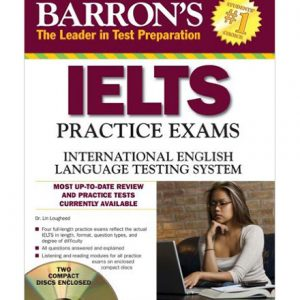 کتاب Barrons IELTS Practice Exams