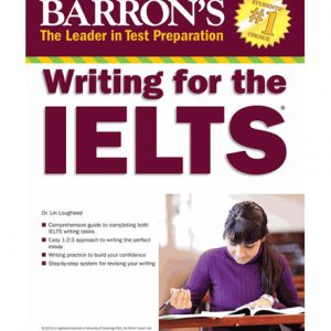 کتاب Barrons Writing for the IELTS