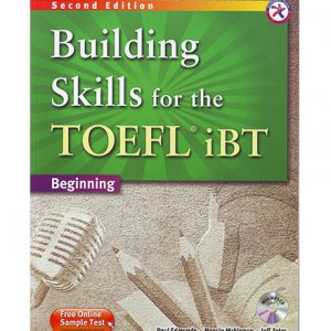 کتاب Building Skills for the TOEFL iBT
