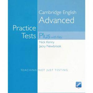 کتاب CAE Practice Tests Plus