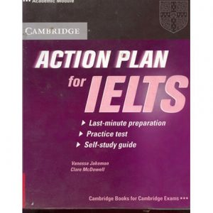 کتاب Cambridge Action Plan for IELTS