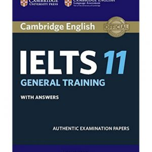 کتاب Cambridge IELTS 11 General
