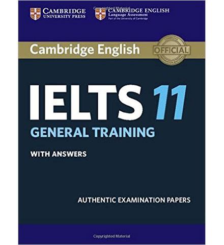 کتاب Cambridge IELTS 11 General