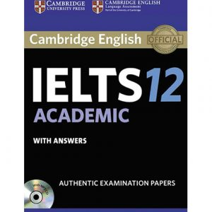 کتاب Cambridge IELTS 12 Academic