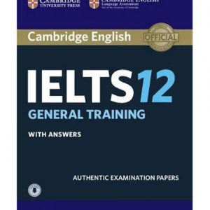 کتاب Cambridge IELTS 12 General training