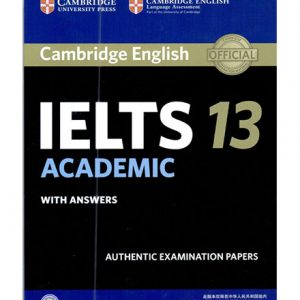 کتاب Cambridge IELTS 13