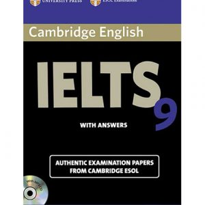 کتاب Cambridge IELTS 9