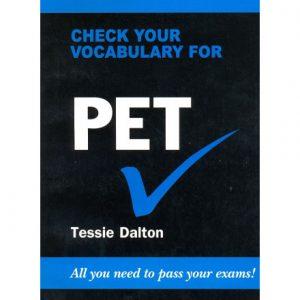 کتاب Check Your Vocab for PET Book