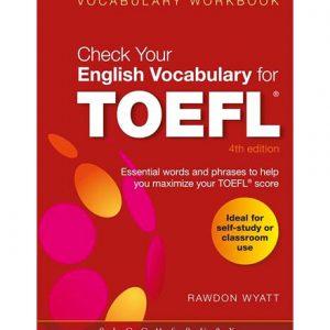 کتاب Check Your Vocabulary for TOEFL