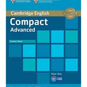کتاب Compact Advanced