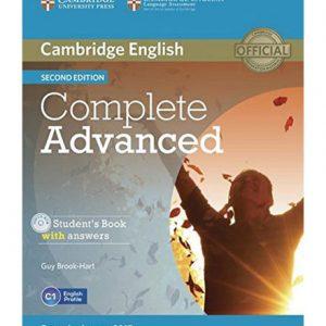 کتاب Complete Advanced