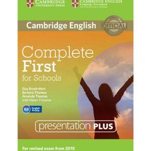 کتاب Complete First for Schools