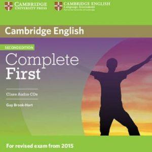 کتاب Complete First Student's Book with answers 2014 2nd Ed