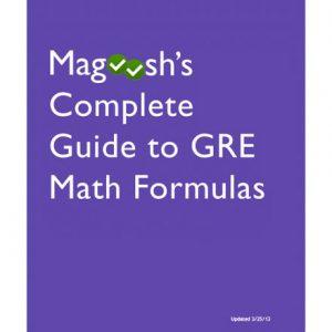 کتاب Complete Guide to GRE Math Formulas