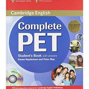 کتاب Complete PET