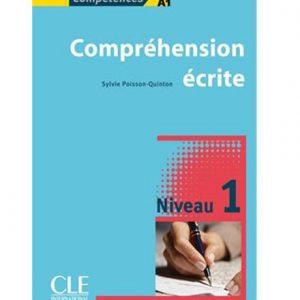 کتاب Comprehension Ecrite