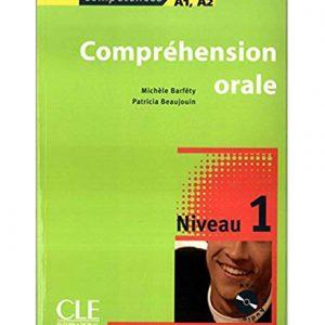 کتاب Comprehension Orale 1