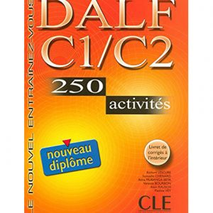 کتاب DALF C1C2 250 activites