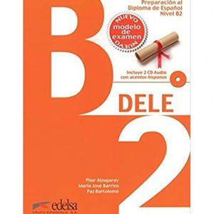 کتاب DELE B2