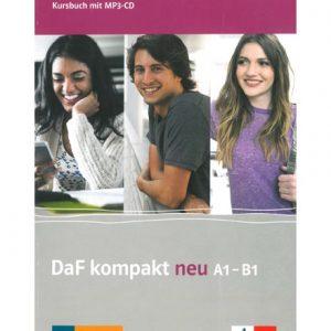 دانلود فایل کتاب DAF Kompakt A1-B1