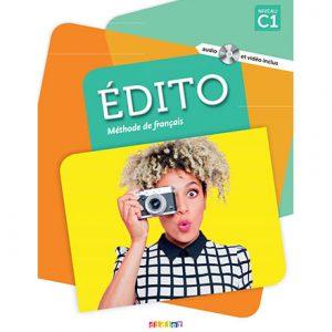 کتاب Edito C1