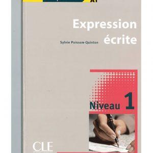 کتاب Expression Ecrite 1