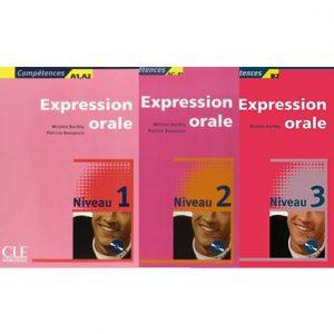 مجموعه کتاب های Expression orale