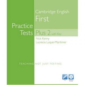 کتاب FCE Practice Tests Plus 2 with Key 2014