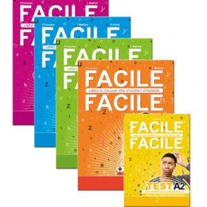 کتاب Facile Facile