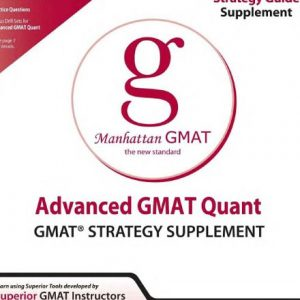کتاب GMAT Advanced Quant