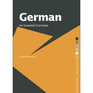 کتاب German Essential Grammer