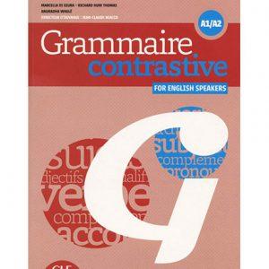 کتاب Grammaire Contrastive A1-A2