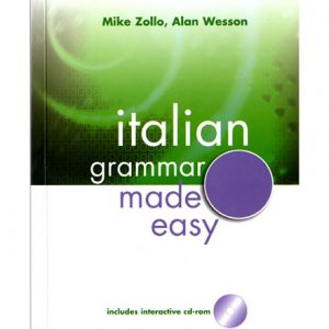 کتاب Italian Grammar Made Easy
