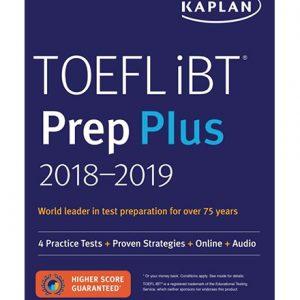 کتاب Kaplan TOEFL iBT
