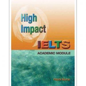 کتاب Longman-High Impact IELTS