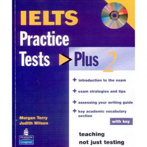 کتاب Longman-IELTS Practice Tests Plus 2