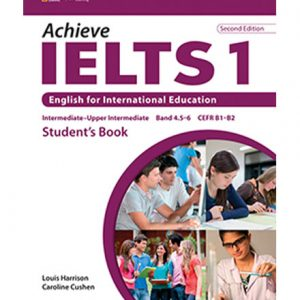 کتاب Marshall Cavendish-Achieve IELTS 1