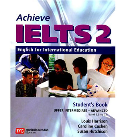 کتاب Marshall Cavendish-Achieve IELTS 2