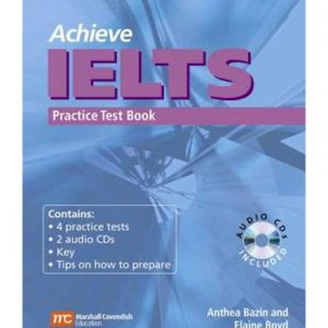 کتاب Marshall Cavendish-Achieve IELTS