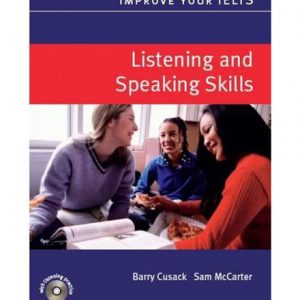 کتاب McMillan-Improve Your IELTS-Listening