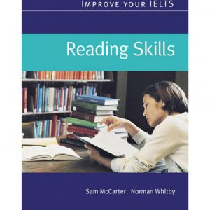کتاب McMillan Improve Your IELTS Reading