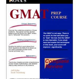 کتاب Nova's GMAT Prep Course