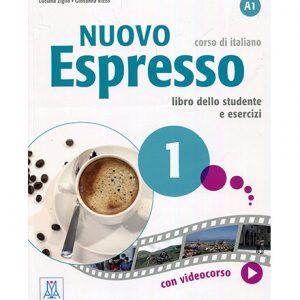 کتاب Nuovo Espresso 1