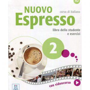 کتاب Nuovo Espresso 2