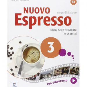 کتاب Nuovo Espresso 3