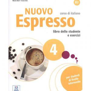 کتاب Nuovo Espresso 4