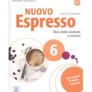 کتاب Nuovo Espresso 6